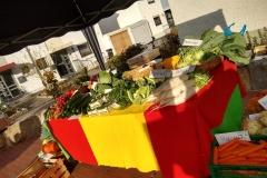 Herbstmarkt 2019, regionales Gemüse